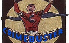 Crimebuster Illustration by Charles Biro