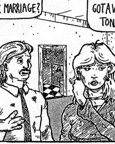 Pernicious Entertainment Comic Sample