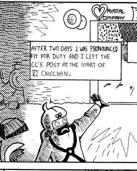 Walls of Eryx Comic Sample